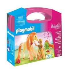 """Playmobil 5656 Maletín grande """"Princesa con caballo"""""""