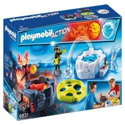 Playmobil 6831 Juego Fuego...