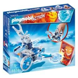 Playmobil 6832 Frosty con Lanzador