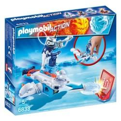 Playmobil 6833 Robot de Hielo con Lanzador