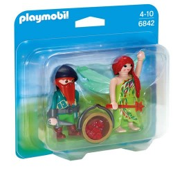 Playmobil 6842 Duo Pack Hada y Elfo
