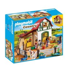 Playmobil 6927 Granja de Ponis