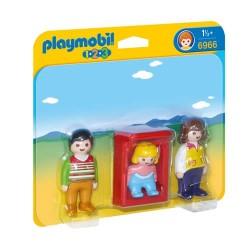 Playmobil 6966 1.2.3 Padres...