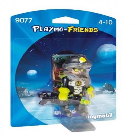 Playmobil 9077 Espía Mega Masters