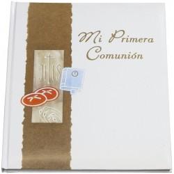 Libro mi primera comunión musical