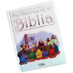 La Biblia juvenil ilustrada en dos tomos con estuche