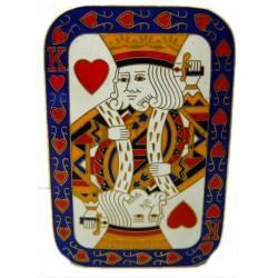 Estuche para guardar barajas de cartas