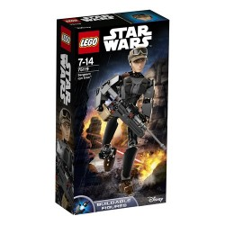 LEGO® Star Wars Constraction 75119 Sergeant Jyn Erso