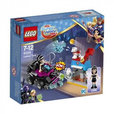 LEGO® DC Super Hero Girls 41233 Tanque de Lashina