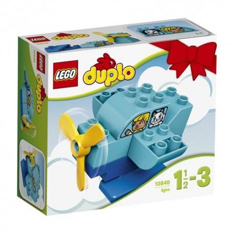 LEGO® DUPLO® Creative Play 10849 Mi primer avión