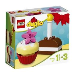 LEGO® DUPLO® Creative Play 10850 Mis primeros pasteles