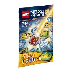 LEGO® NEXO KNIGHTS 70372 Pack de poderes NEXO, edición 1