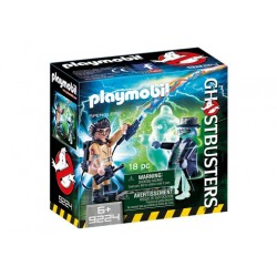 Playmobil 9224 Spengler y Fantasma