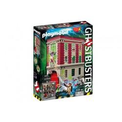 Cazafantasmas Playmobil 9219 Cuartel Parque de Bomberos Ghostbusters™