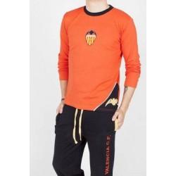 Pijama Valencia Club de Fútbol adulto invierno