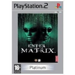 Enter the Matrix Play Station 2