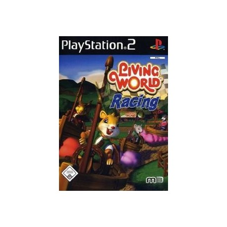 Living World Racing Play Station 2