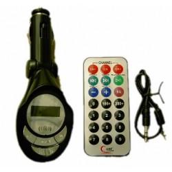 Adaptador modulador MP3 para coche