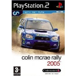 Colin Mcrae rally 2005 Play Station 2