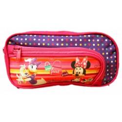 Estuche portatodo de Minnie y Daisy