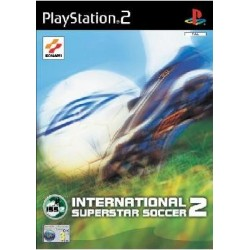 International superstar soccer 2 ISS2 Play Station 2