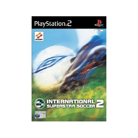 International superstar soccer 2 ISS2 Play Station 2