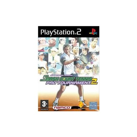 Smash Court Tennis 2 Play Station 2