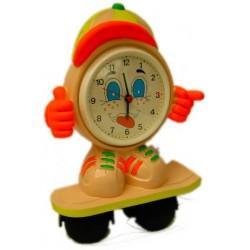 Reloj patinador skate