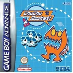 Chuchu Rocket Game Boy Advance