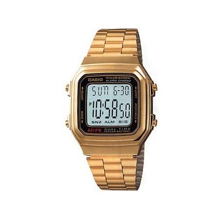 Reloj Casio Dorado A178WGA-1ADF