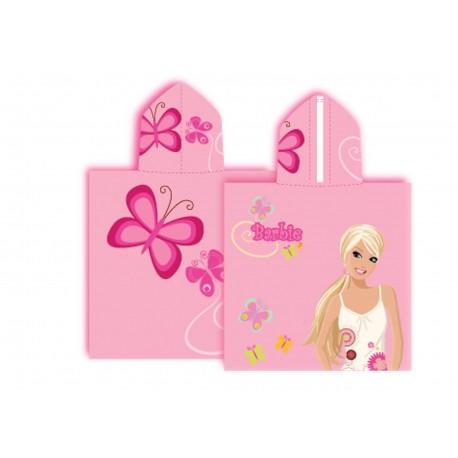 Poncho Barbie Rosa