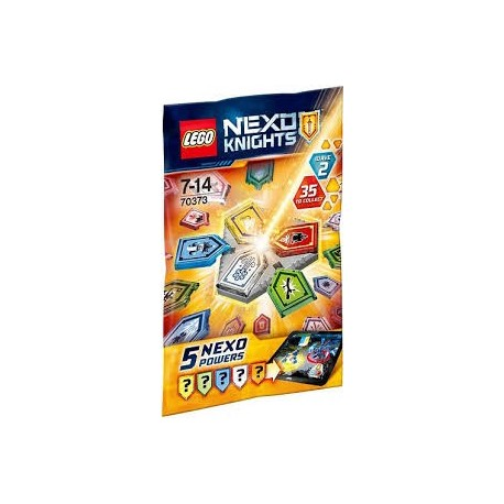 Lego 70373 Poderes NEXO combinados