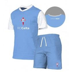 Pijama Real Club Celta de Vigo niño invierno
