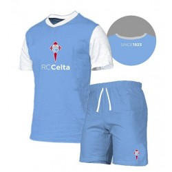 Pijama Real Club Celta de Vigo adulto verano