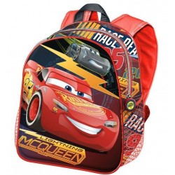 Mochila Infantil Cars Disney 26x30x9.5cm