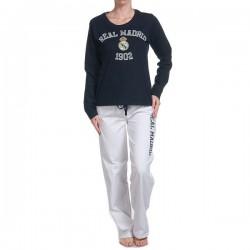 Pijama mujer Real Madrid Adulto invierno