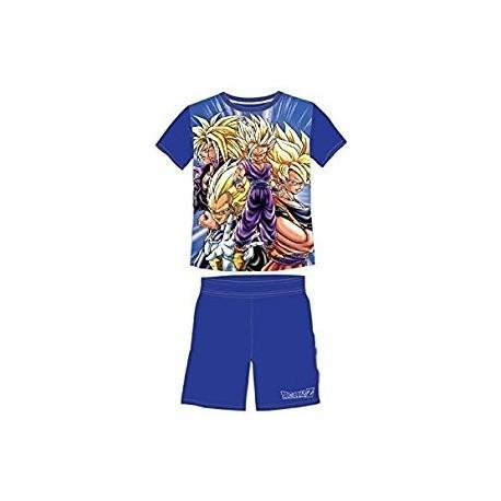 Pijama Bola de Dragón Z niño verano