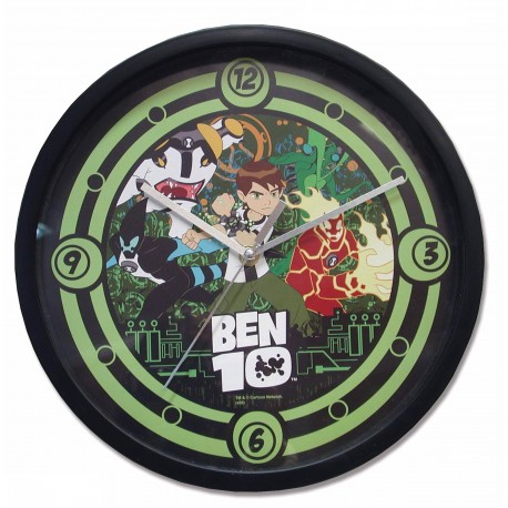 Reloj de pared Ben 10 de 30cm