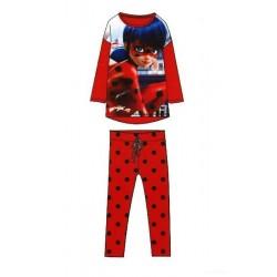 Pijama Ladybug Marinette invierno