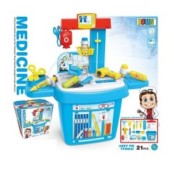 Kit centro médico 21 piezas