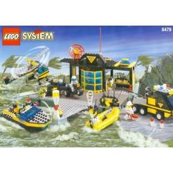 Lego 6479 centro de respuesta de emergencia