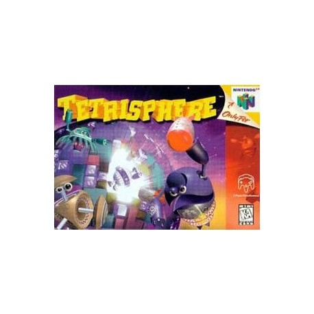 Tetrisphere-Tetris-Nintendo 64