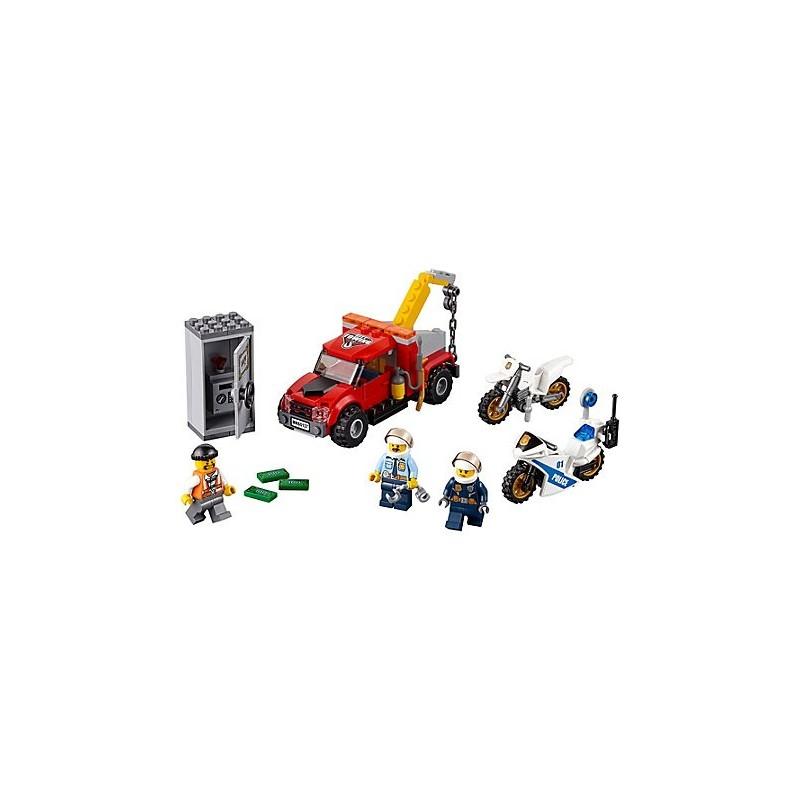 Lego city police60137cami n gr a en problemas tienda de - Camion de police lego city ...