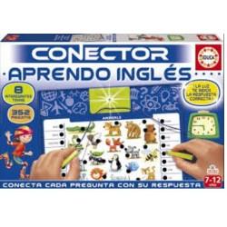 Juego educativo Conector aprendo Ingles