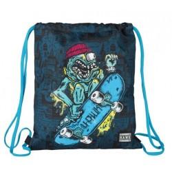 Bolsa saco mochila con cordones 40cm de Tony Hawk Monster