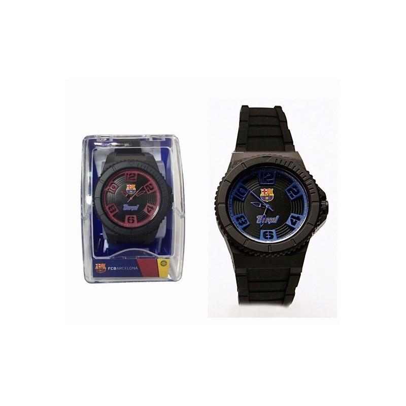 La imagen se está cargando Reloj-Pulsera-Caballero-Futbol-Club-Barcelona -SV711561 16b812571ad