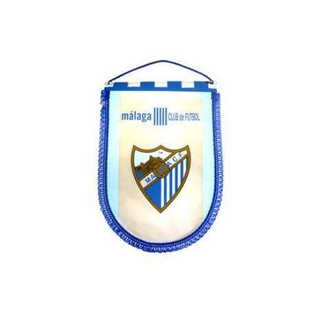 Banderín intercambio Málaga CF