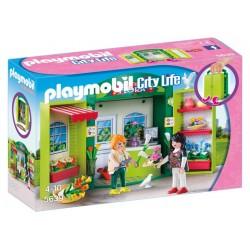 Playmobil 5639 Cofre Tienda de Flores