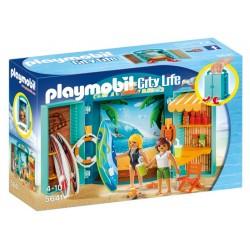 Playmobil 5641 Tienda Surf