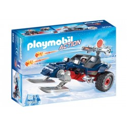 Playmobil 9058 Racer con Pirata del Hielo